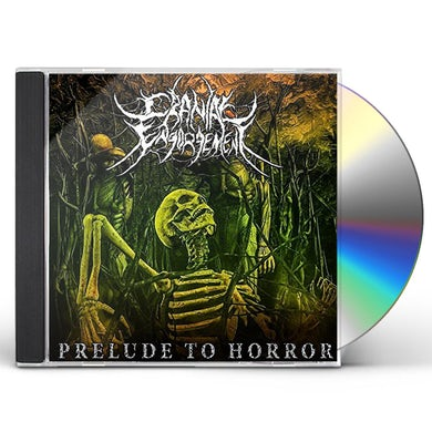 Cranial Engorgement PRELUDE TO HORROR CD