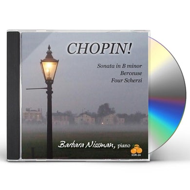 Barbara Nissman CHOPIN CD