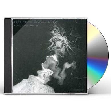 Nurse With Wound ECHO POEME 2 CD