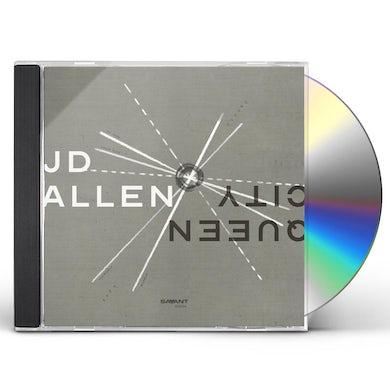 JD Allen Queen City CD