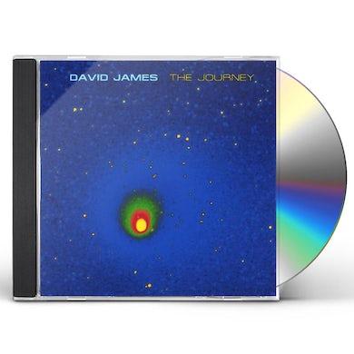 David James JOURNEY CD