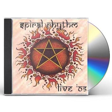 Spiral Rhythm LIVE 2005 CD