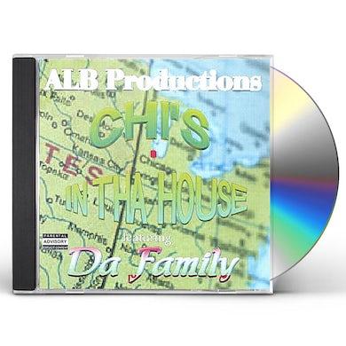 Da family CHI'S IN THA HOUSE CD