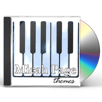 Micah Page THEMES CD