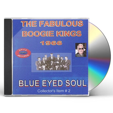 Boogie Kings BLUE EYED SOUL CD