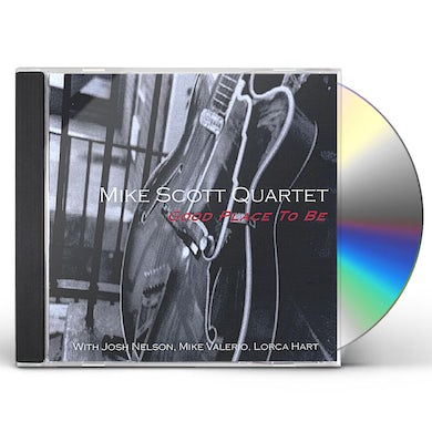 Mike Scott GOOD PLACE TO BE CD