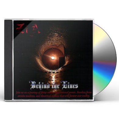 Zia BEHIND THE LINES CD