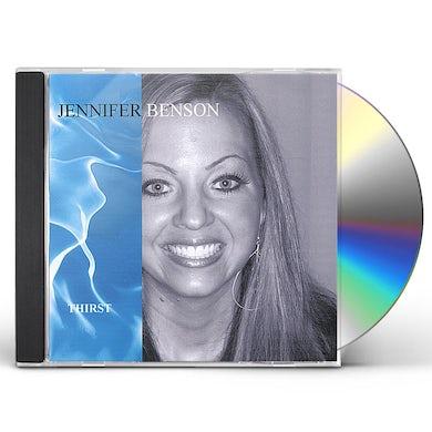 Jennifer Benson THIRST CD