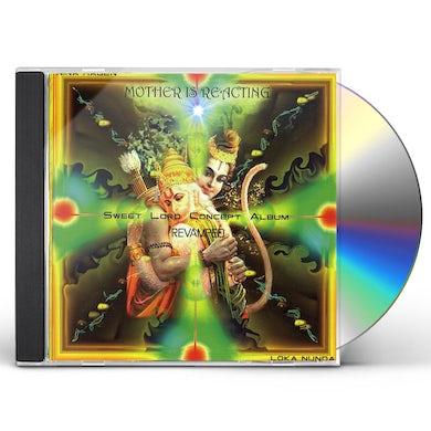 Nina Hagen MOTHER IS REACTING: SWEET LORD CD