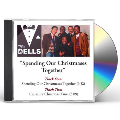 Dells SPENDING OUR CHRISTMASES TOGETHER CD