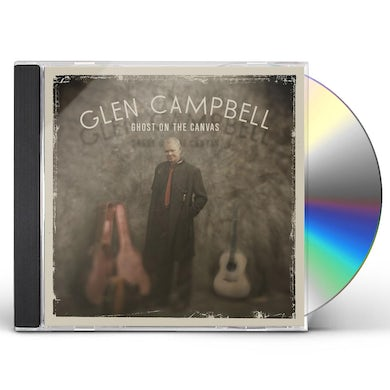 Glen Campbell GHOST ON THE CANVAS CD