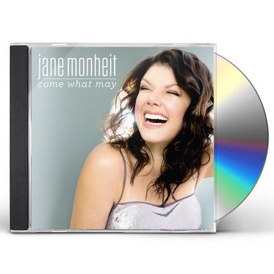 Jane Monheit COME WHAT MAY CD
