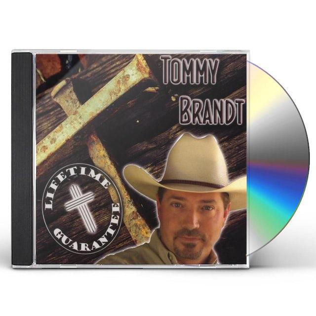 Tommy Brandt LIFETIME GUARANTEE CD