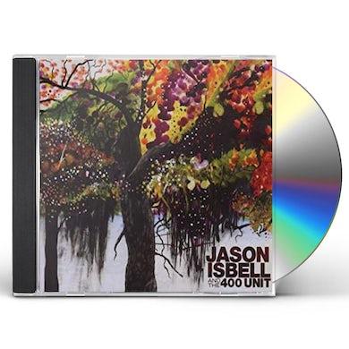 Jason Isbell JASON AND THE 400 UNIT CD
