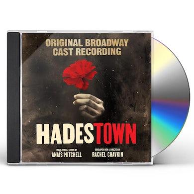 Anais Mitchell Hadestown (OCR) CD