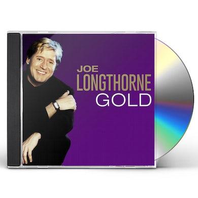 Joe Longthorne GOLD CD