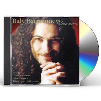 Raly Barrionuevo GRANDES EXITOS CD