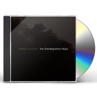 William Basinski DISINTEGRATION LOOPS CD