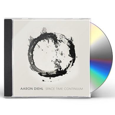 Aaron Diehl SPACE TIME CONTINUUM CD