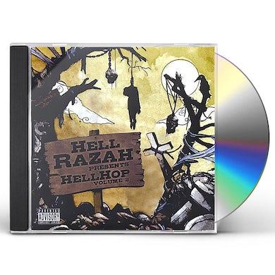 Hell Razah HELL HOP 2 CD