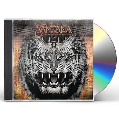 SANTANA IV CD