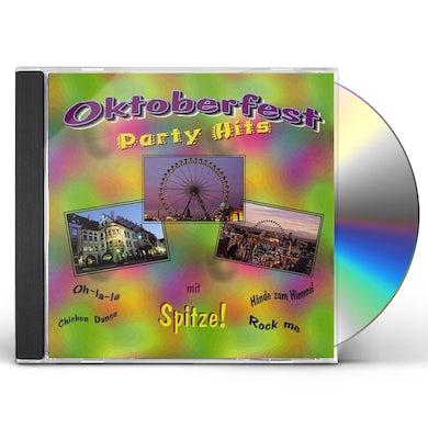 Spitze OKTOBERFEST PARTY HITS CD