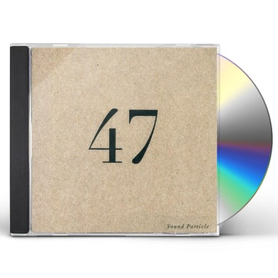Garrison Fewell SOUND PARTICLE 47 CD