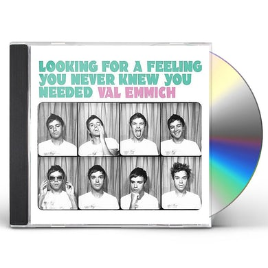 LOOKING FOR A FEELING YOU NEVER KNEW YOU NEEDED CD