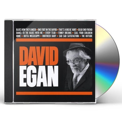 David Egan CD