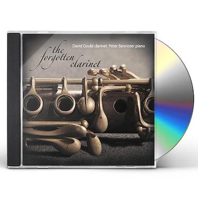 David Gould FORGOTTEN CLARINET CD