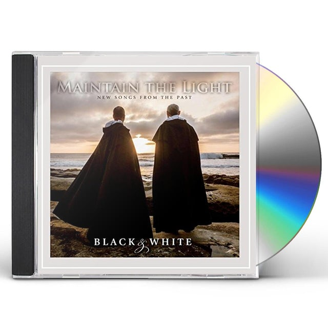 Black & White MAINTAIN THE LIGHT CD