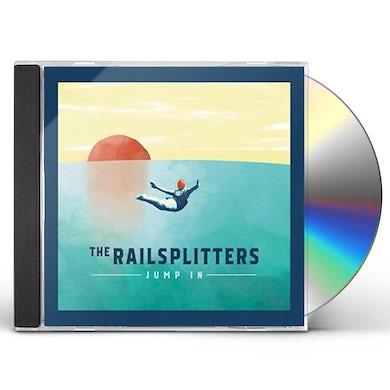 The Railsplitters JUMP IN CD