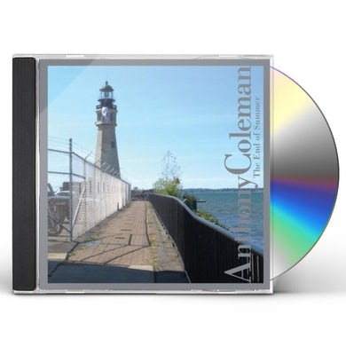 Anthony Coleman END OF SUMMER CD
