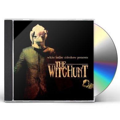 White Collar Sideshow WITCHUNT CD