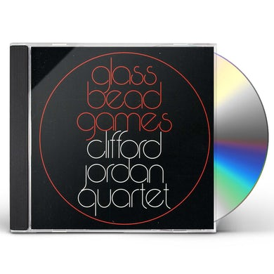 Clifford Jordan GLASS BEAD GAMES CD
