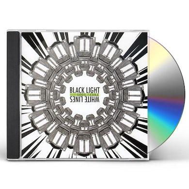 Sun Gods In Exile BLACK LIGHT WHITE LINES CD