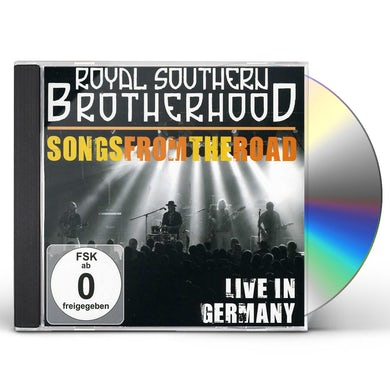 Royal Southern Brotherhood SONGS FROM THE ROAD CD