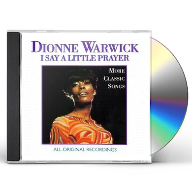 Dionne Warwick HER CLASSIC SONGS 2 CD