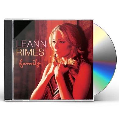LeAnn Rimes FAMILY CD