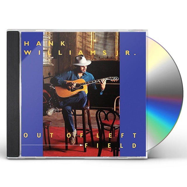 Hank Williams OUT OF LEFT FIELD CD