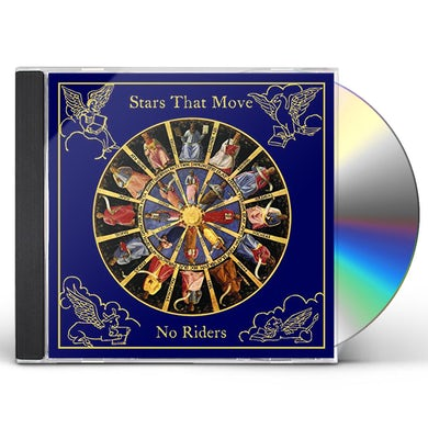 STARS THAT MOVE NO RIDERS CD