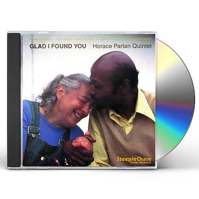 Horace Parlan GLAD I FOUND YOU CD