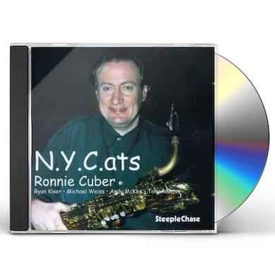 Ronnie Cuber N.Y.C.ATS CD