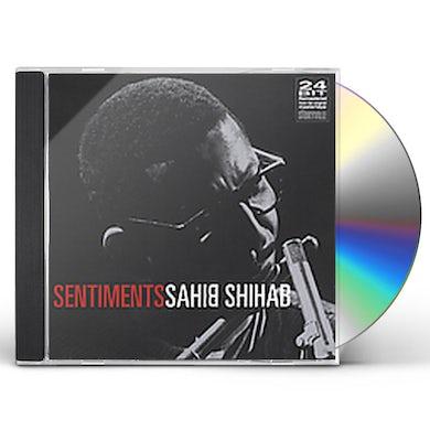 Sahib Shihab SENTIMENTS CD