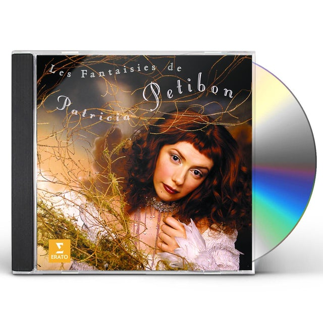 FANTASIES OF PATRICIA PETIBON CD