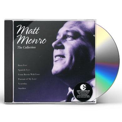 Matt Monro COLLECTION CD