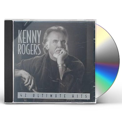 Kenny Rogers 42 Ultimate Hits (2 CD) CD