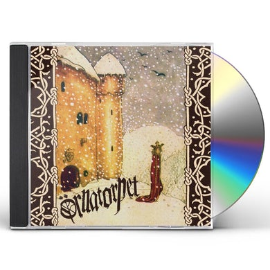 FJALLETS GYLLENE SLOTT CD
