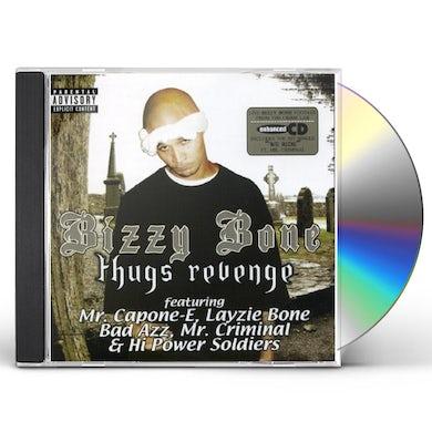 Bizzy Bone THUGS REVENGE CD