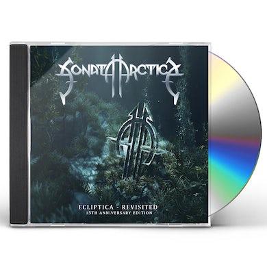 Sonata Arctica ECLIPTICA REVISITED: 15TH ANNIVERSARY EDITION CD